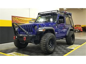 2019 Jeep Wrangler (CC-1414209) for sale in Mankato, Minnesota