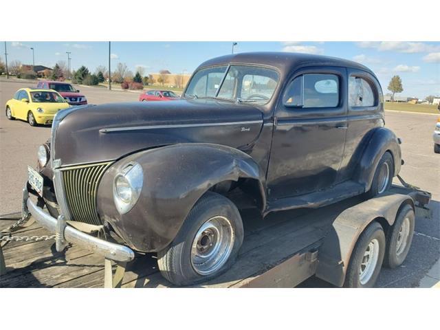 1940 Ford Tudor (CC-1414212) for sale in Mankato, Minnesota