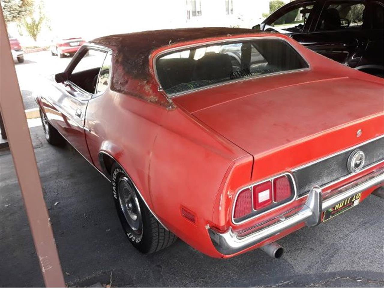 1972 Ford Mustang (CC-1414215) for sale in Cadillac, Michigan