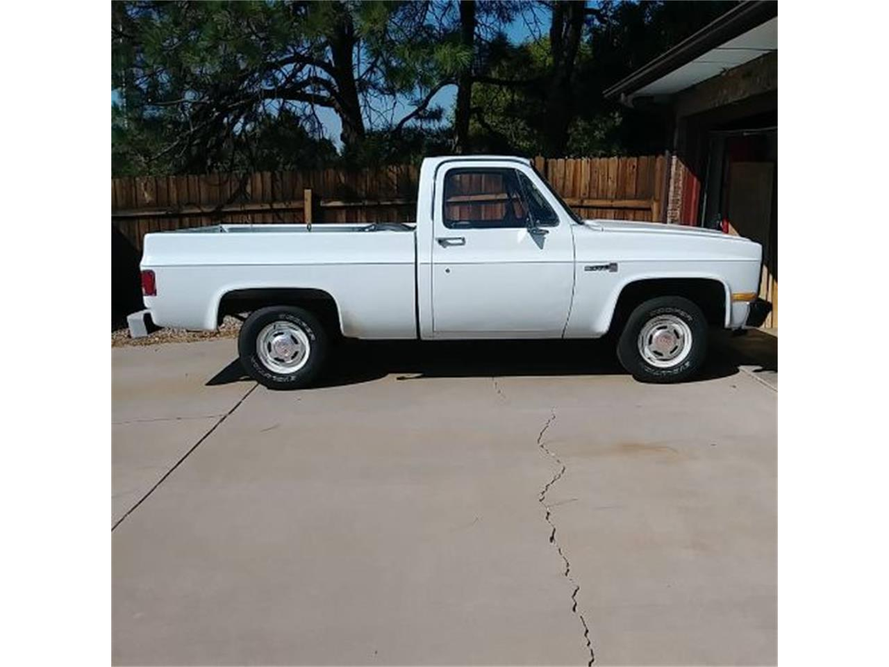 1987 GMC Pickup (CC-1414217) for sale in Cadillac, Michigan