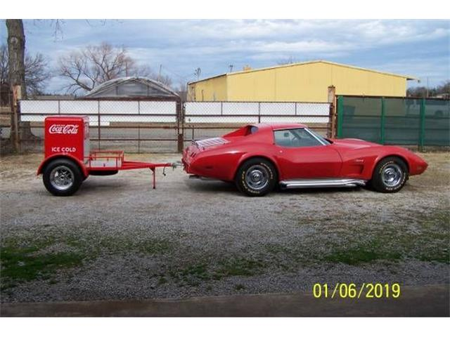 1975 Chevrolet Corvette (CC-1410422) for sale in Cadillac, Michigan