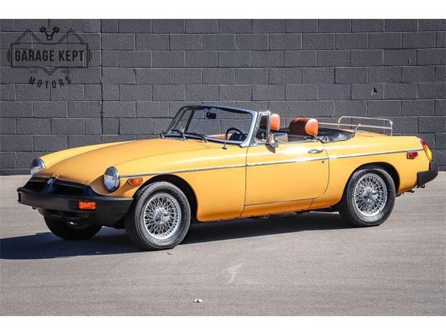 1976 MG MGB (CC-1414223) for sale in Grand Rapids, Michigan