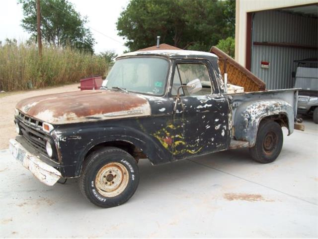 1966 Ford F100 (CC-1414224) for sale in Cadillac, Michigan
