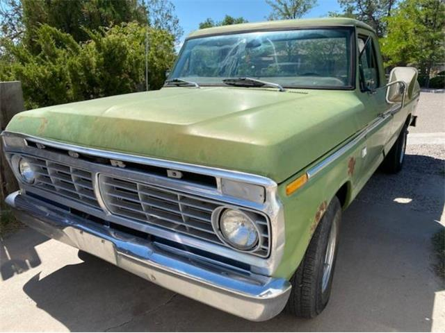1973 Ford F100 (CC-1414225) for sale in Cadillac, Michigan