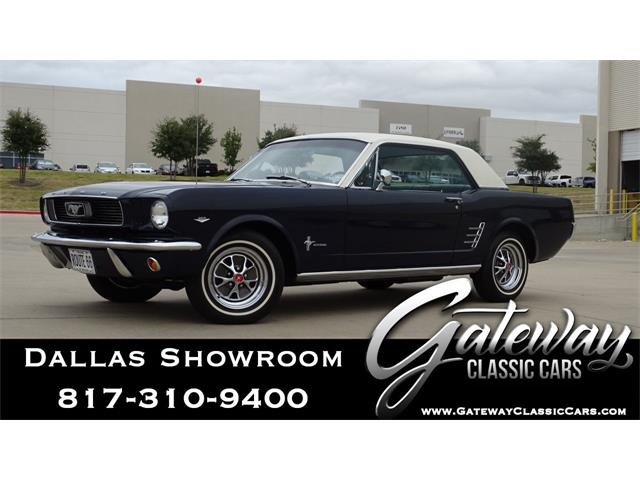 1966 Ford Mustang (CC-1414226) for sale in O'Fallon, Illinois