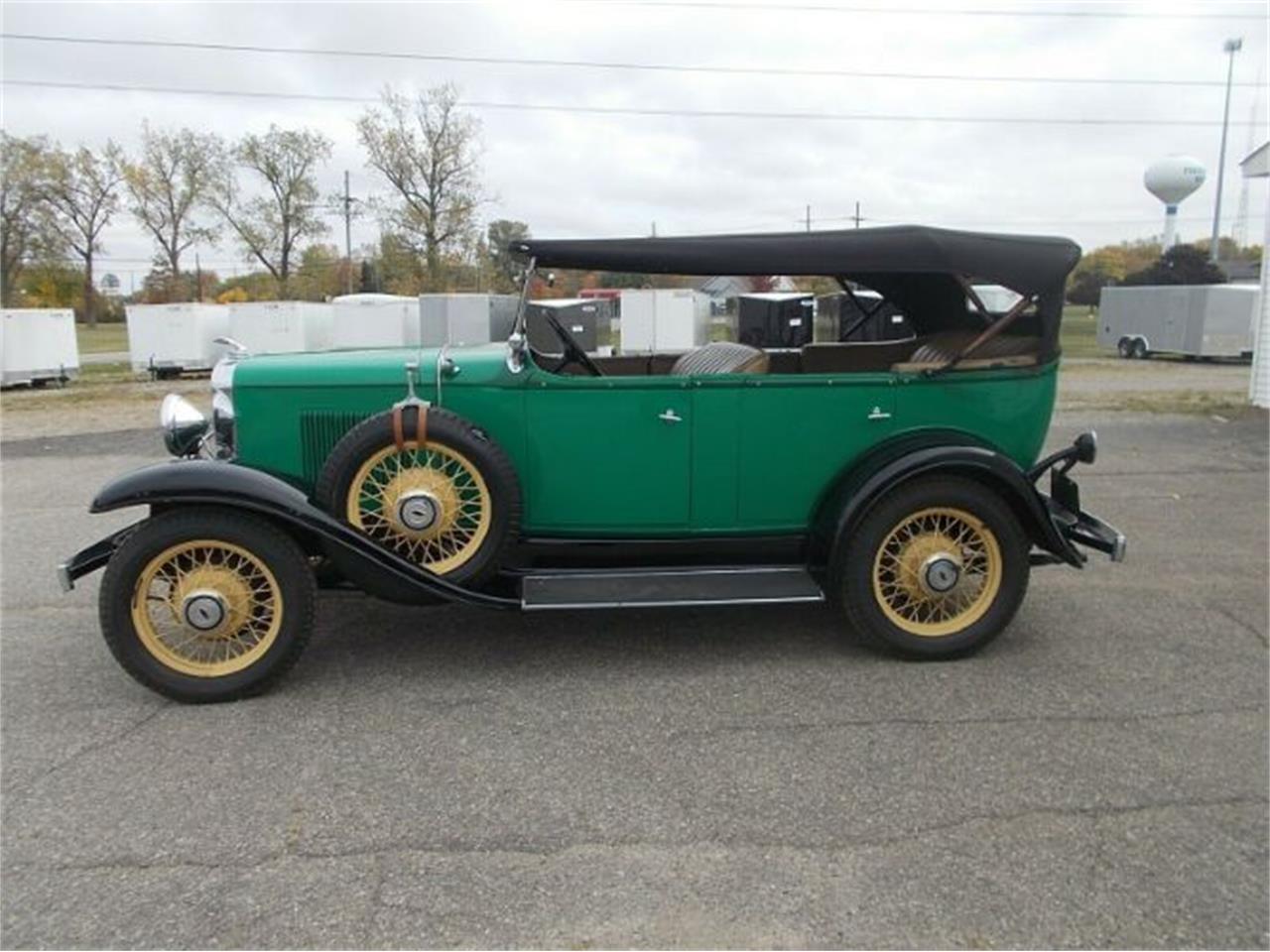 1931 Chevrolet Antique (CC-1414229) for sale in Cadillac, Michigan