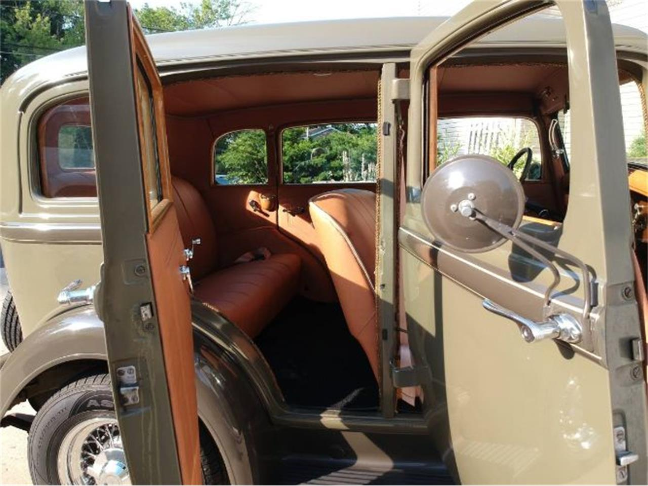 1933 Plymouth PD Deluxe (CC-1414231) for sale in Cadillac, Michigan