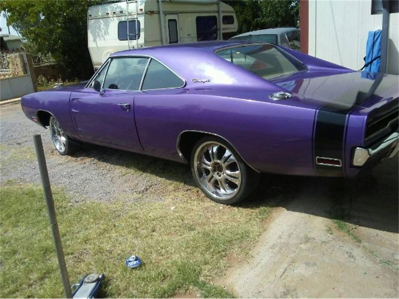 1970 Dodge Charger (CC-1414232) for sale in Cadillac, Michigan