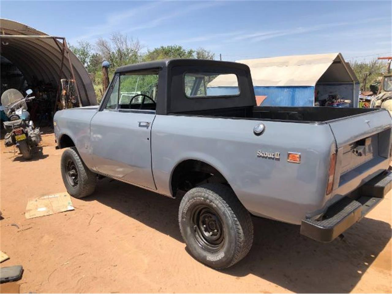 1974 International Scout II (CC-1414238) for sale in Cadillac, Michigan