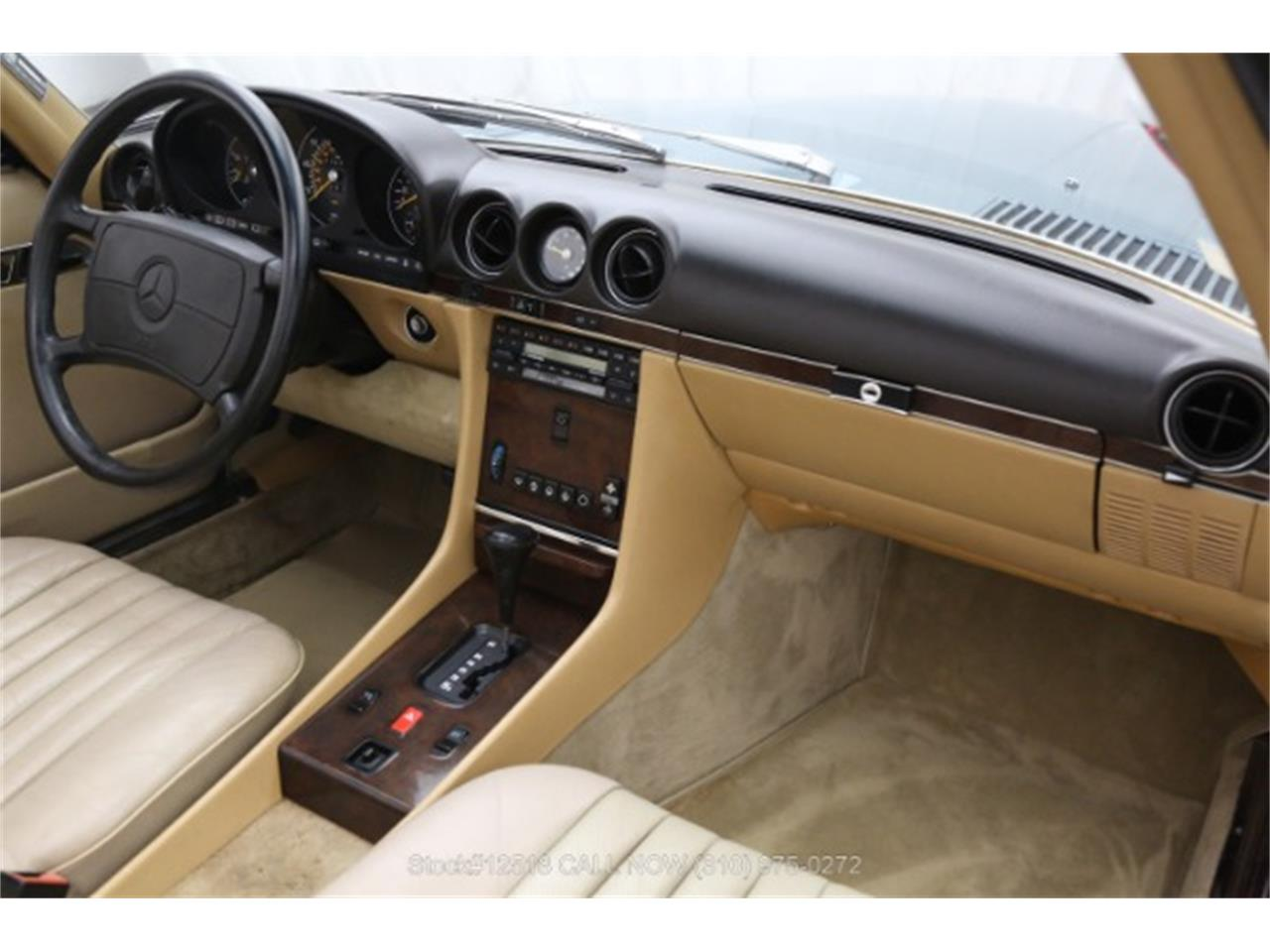 1987 Mercedes-Benz 560SL (CC-1410424) for sale in Beverly Hills, California