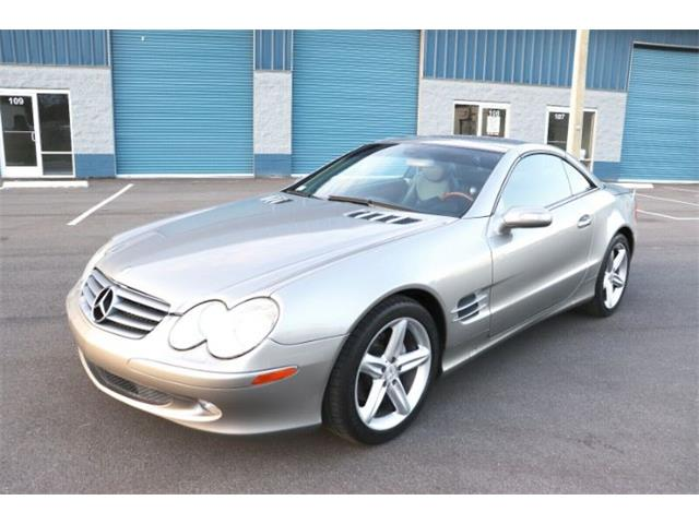 2005 Mercedes-Benz SL500 (CC-1414241) for sale in Cadillac, Michigan