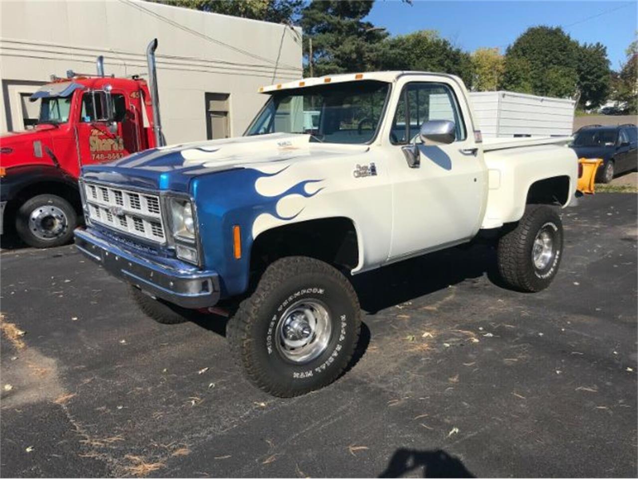 1977 GMC Sierra (CC-1414250) for sale in Cadillac, Michigan