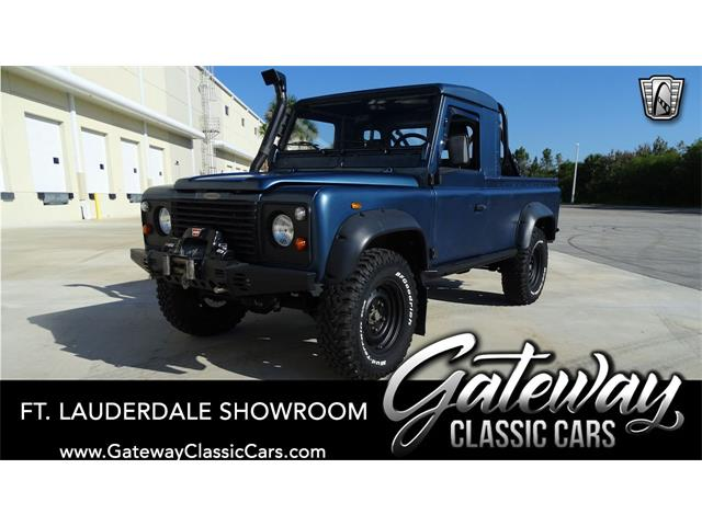 1995 Land Rover Defender (CC-1414261) for sale in O'Fallon, Illinois