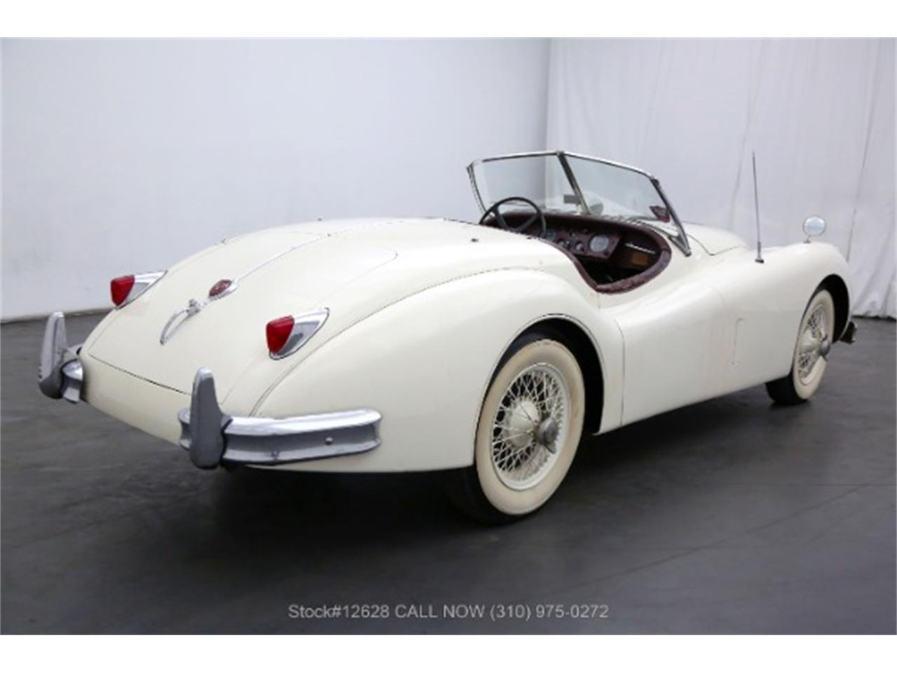 1957 Jaguar XK140 (CC-1414262) for sale in Beverly Hills, California