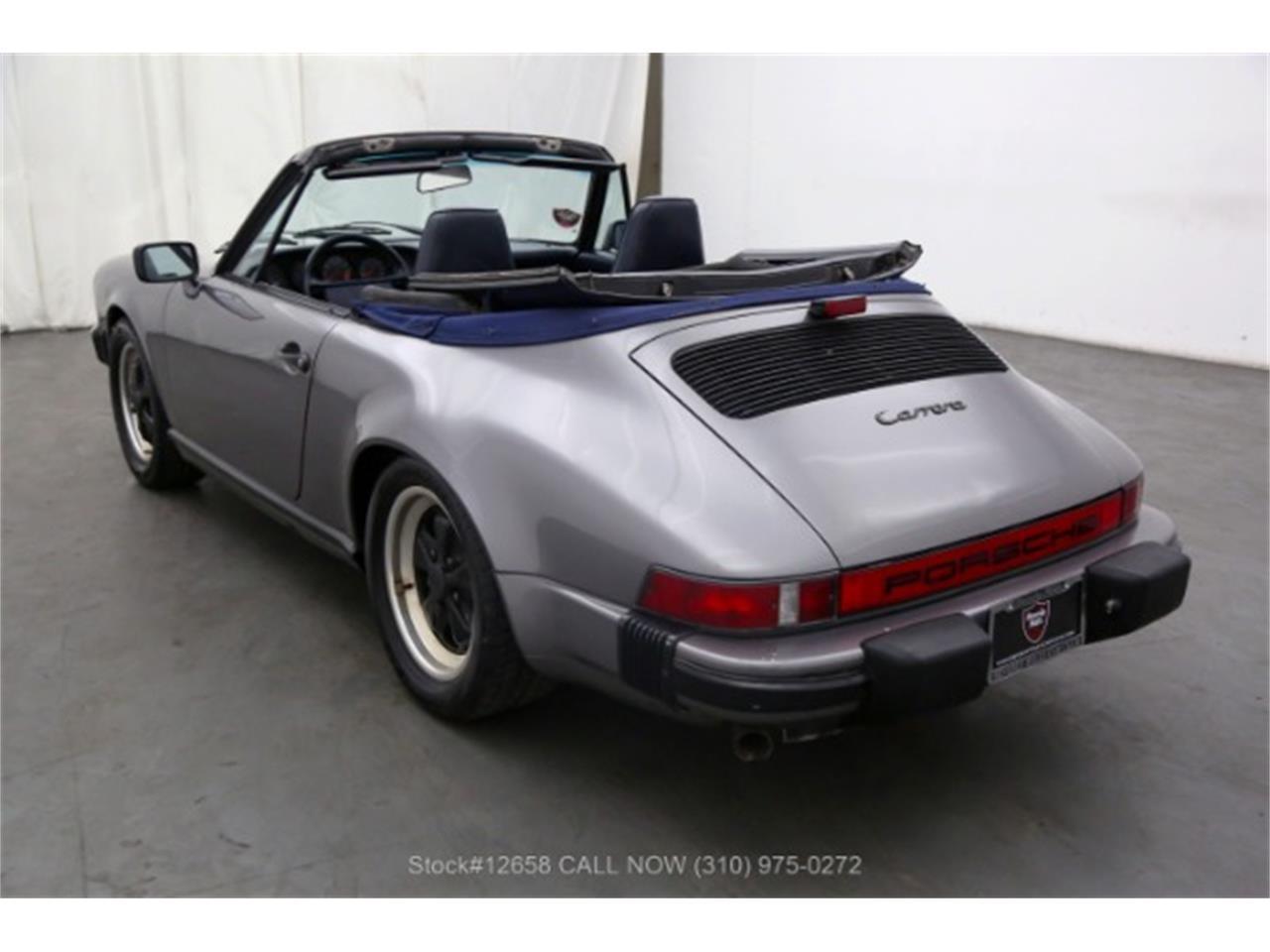 1986 Porsche Carrera (CC-1414265) for sale in Beverly Hills, California