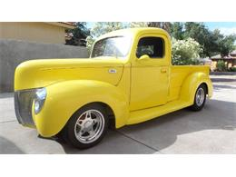 1940 Ford Pickup (CC-1414270) for sale in Cadillac, Michigan