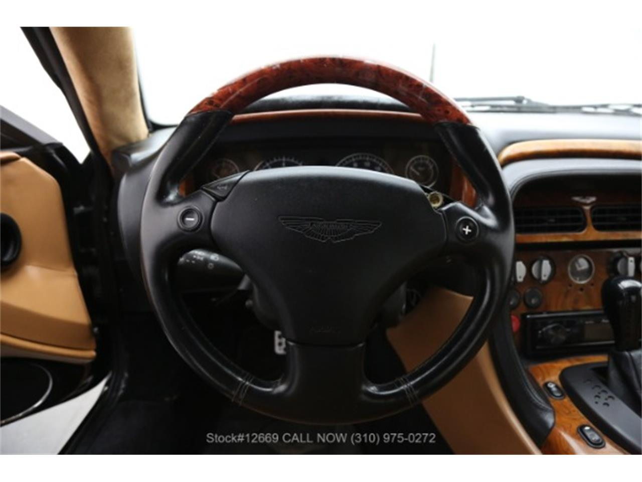2003 Aston Martin DB7 (CC-1414272) for sale in Beverly Hills, California