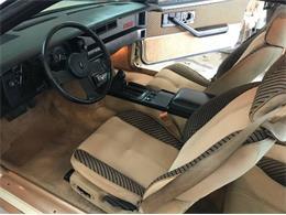 1984 Chevrolet Camaro (CC-1414277) for sale in Cadillac, Michigan