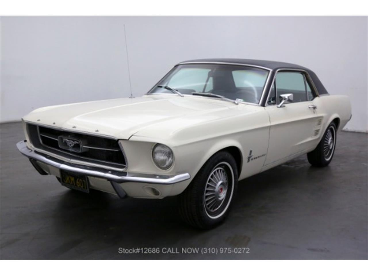 1967 Ford Mustang (CC-1414284) for sale in Beverly Hills, California