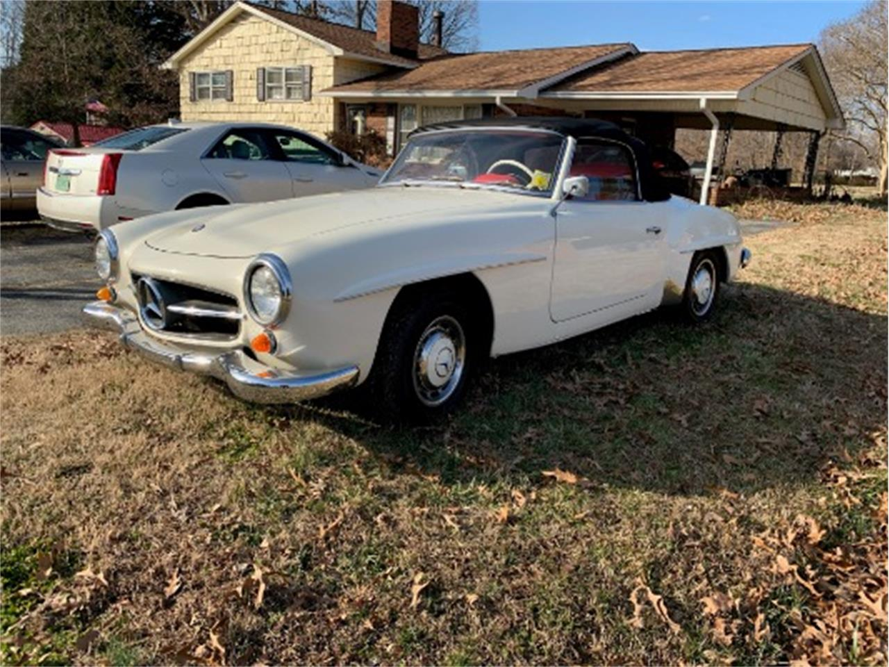 1961 Mercedes-Benz 190SL (CC-1414287) for sale in Beverly Hills, California