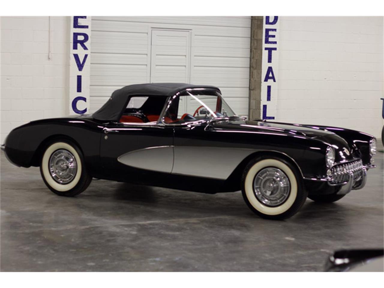 1957 Chevrolet Corvette (CC-1414288) for sale in Jackson, Mississippi