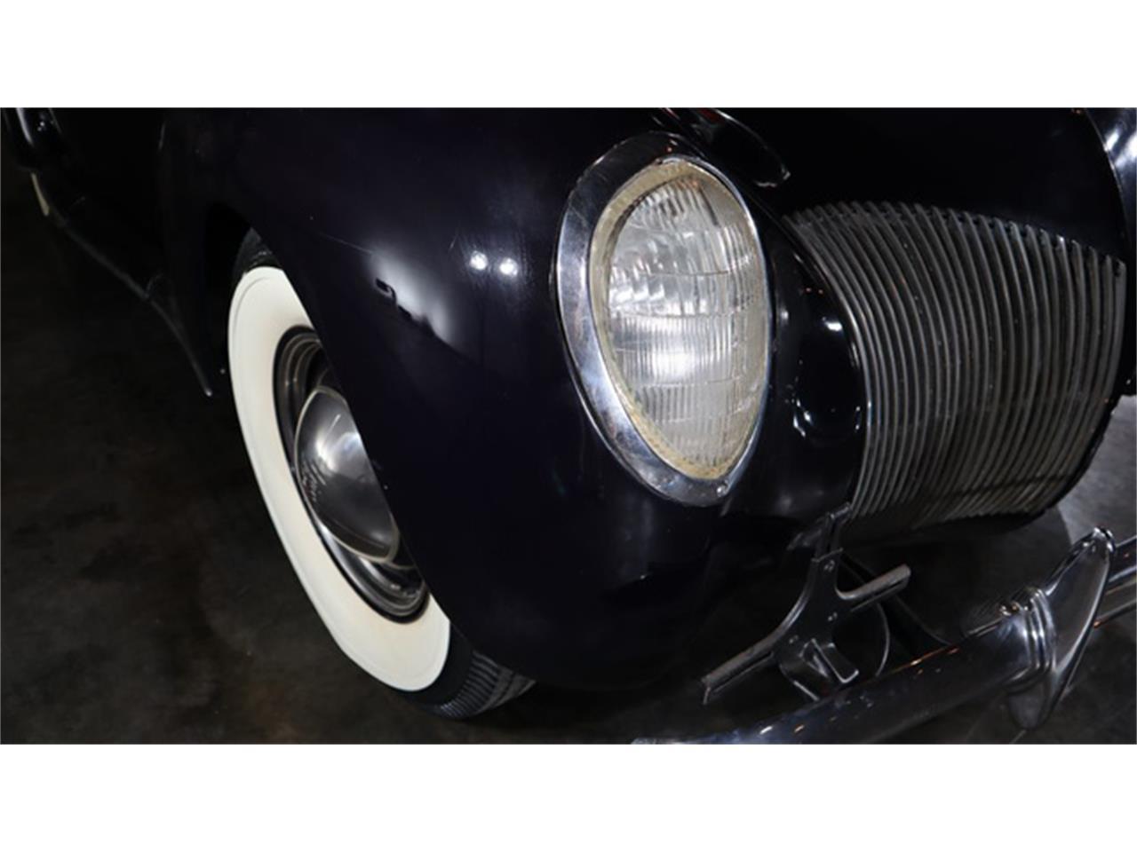 1939 Lincoln Zephyr (CC-1414290) for sale in Jackson, Mississippi