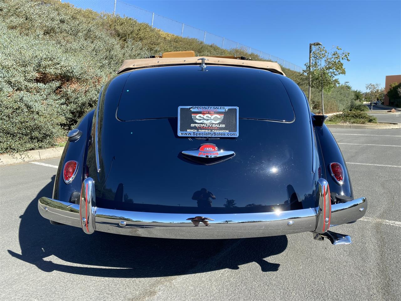 1939 Plymouth P-8 (CC-1414294) for sale in Fairfield, California
