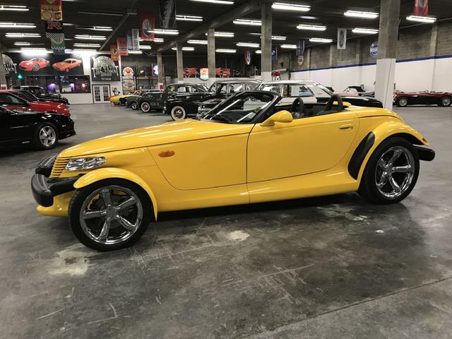 2002 Chrysler Prowler (CC-1414303) for sale in Jackson, Mississippi
