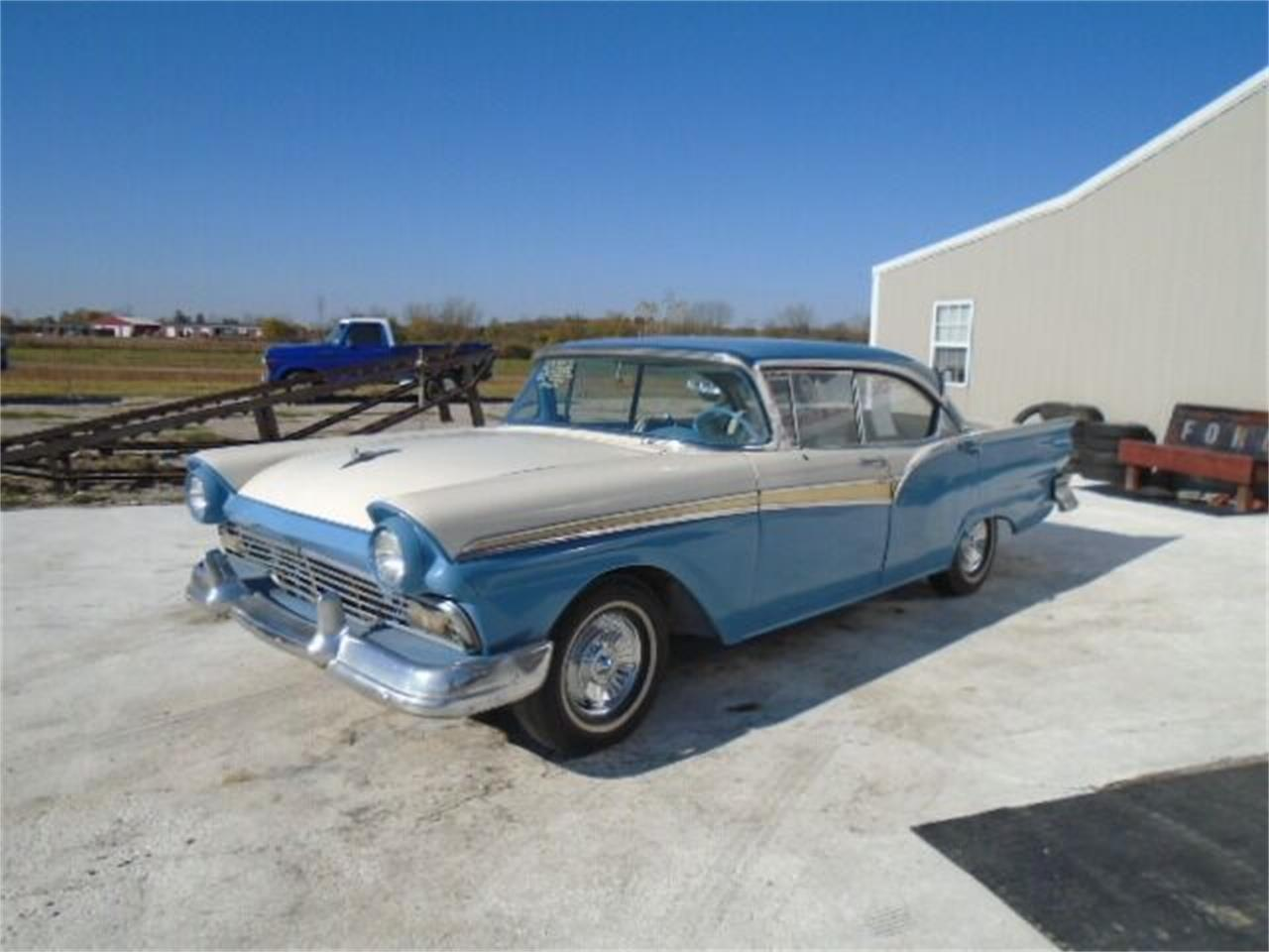 1957 Ford Fairlane 500 (CC-1414306) for sale in Staunton, Illinois