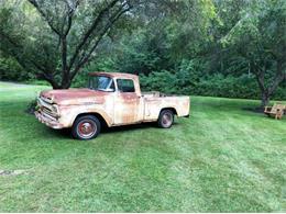 1960 Ford F100 (CC-1410431) for sale in Cadillac, Michigan