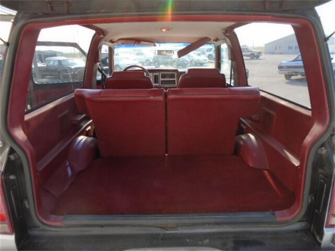 1985 Ford Bronco II (CC-1414312) for sale in Staunton, Illinois