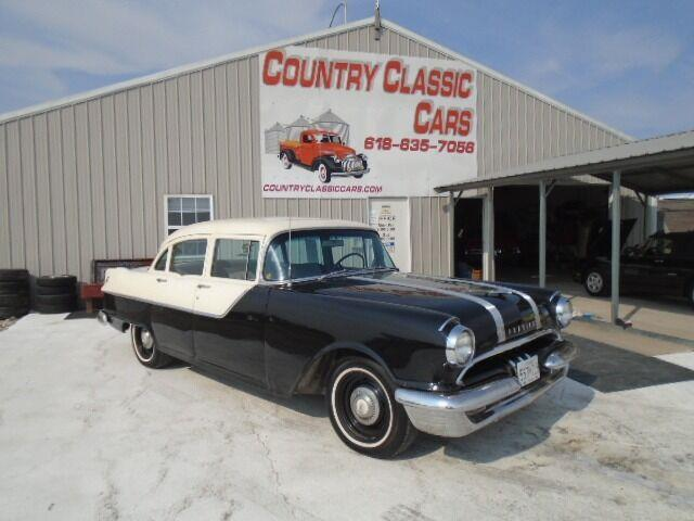 1955 Pontiac Chieftain (CC-1414316) for sale in Staunton, Illinois