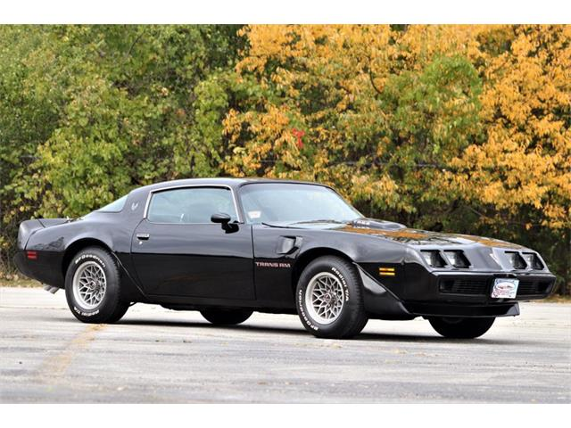 1979 Pontiac Firebird Trans Am (CC-1414318) for sale in Alsip, Illinois
