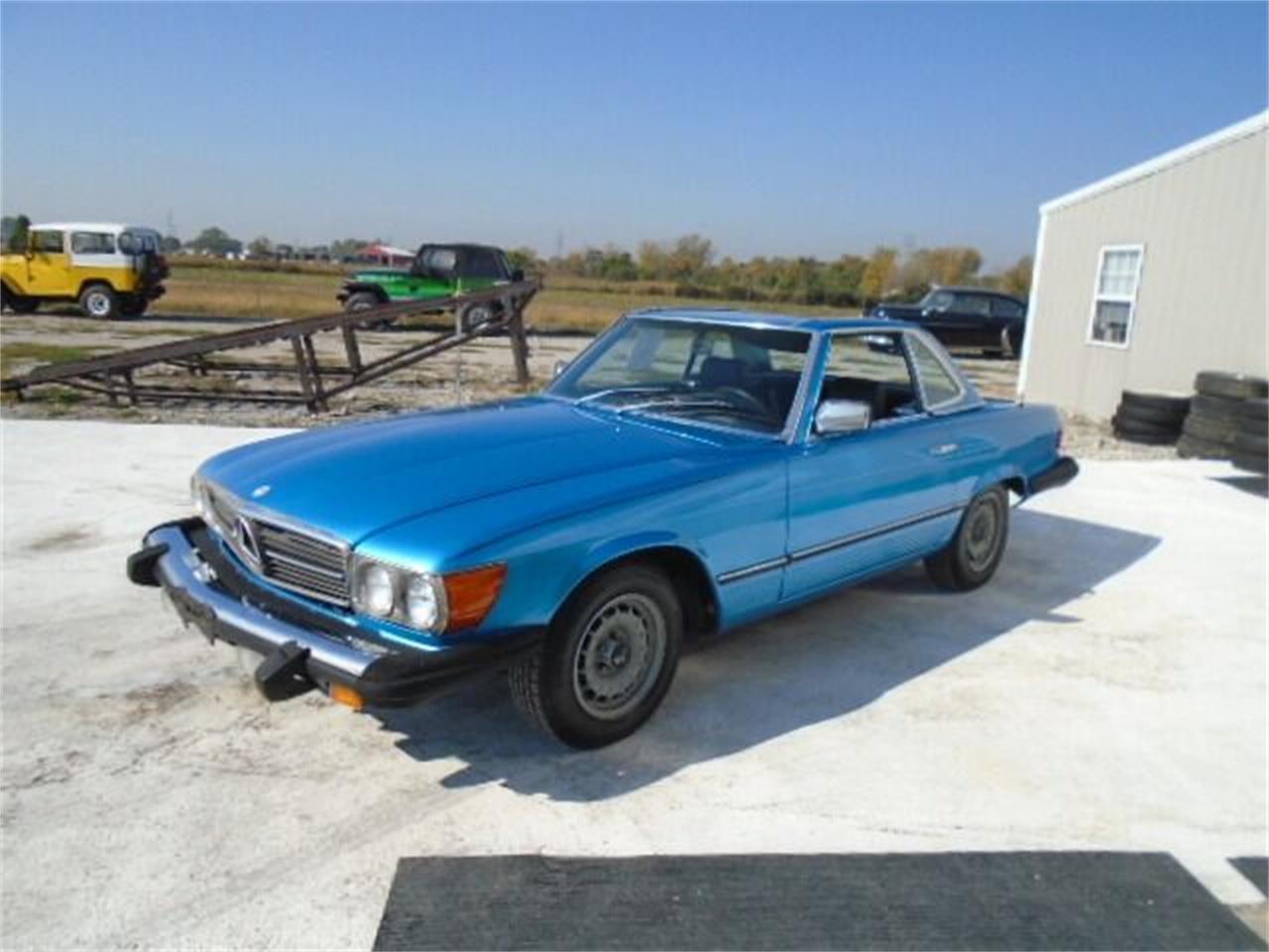 1980 Mercedes-Benz 450SL (CC-1414323) for sale in Staunton, Illinois
