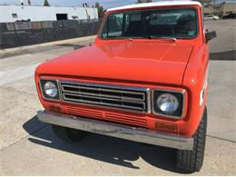 1979 International Scout II (CC-1414325) for sale in Cadillac, Michigan