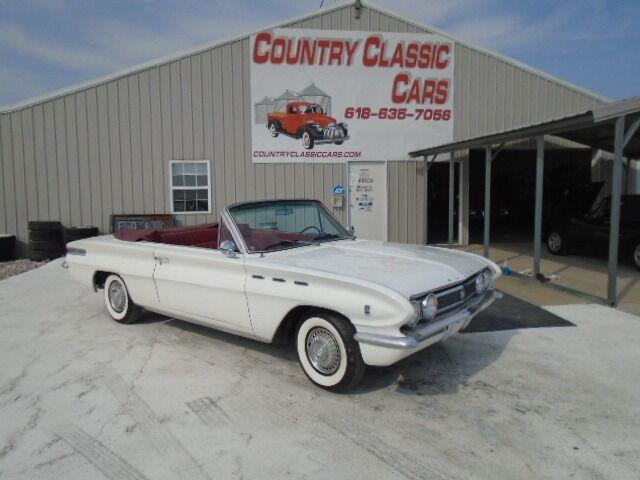 1962 Buick Skylark (CC-1414326) for sale in Staunton, Illinois