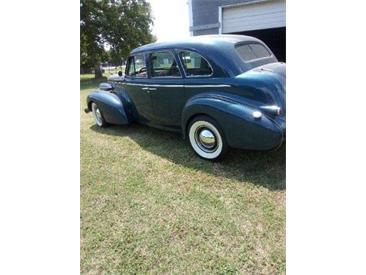 1939 Cadillac LaSalle (CC-1414328) for sale in Cadillac, Michigan