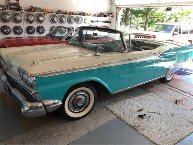 1959 Ford Galaxie (CC-1410433) for sale in Cadillac, Michigan