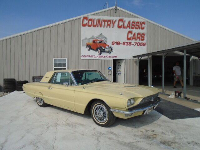 1966 Ford Thunderbird (CC-1414337) for sale in Staunton, Illinois