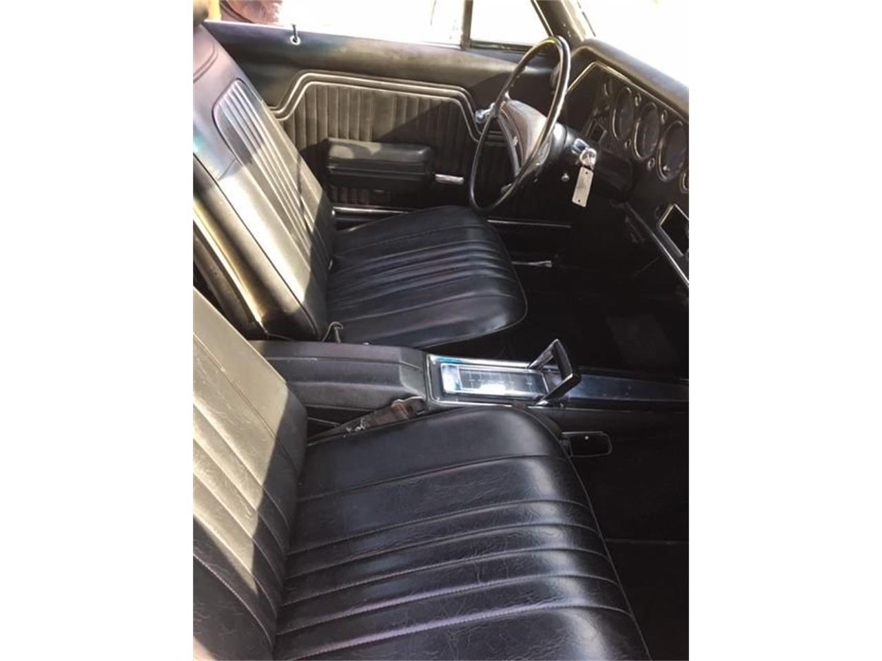 1971 Chevrolet El Camino (CC-1414342) for sale in Greensboro, North Carolina