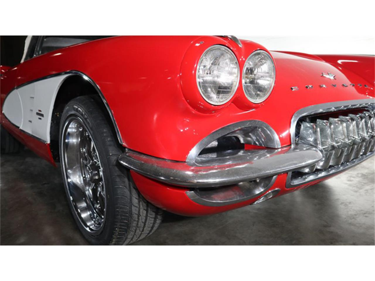 1961 Chevrolet Corvette (CC-1414345) for sale in Jackson, Mississippi