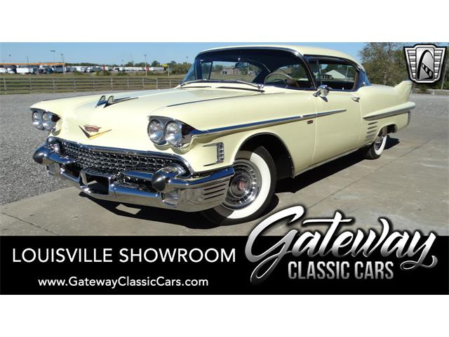 1958 Cadillac DeVille (CC-1414356) for sale in O'Fallon, Illinois