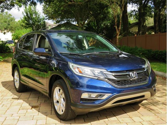 2016 Honda CRV (CC-1414358) for sale in Lakeland, Florida