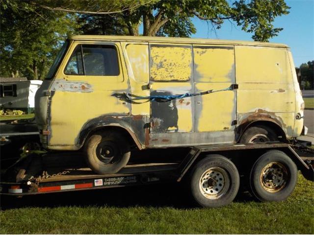 1960 Ford Econoline (CC-1410436) for sale in Cadillac, Michigan