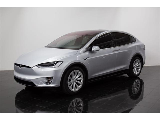 2016 Tesla Model X (CC-1414361) for sale in St. Louis, Missouri