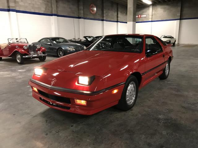 1987 Dodge Daytona (CC-1414370) for sale in Jackson, Mississippi