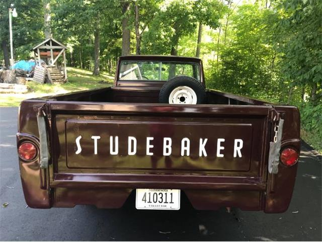 1961 Studebaker Champ (CC-1410438) for sale in Cadillac, Michigan