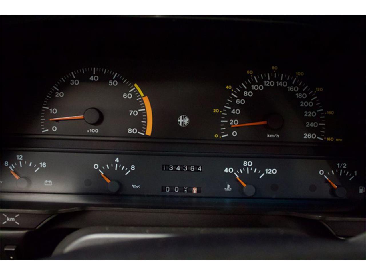 1991 Alfa Romeo 164 (CC-1414383) for sale in Jackson, Mississippi