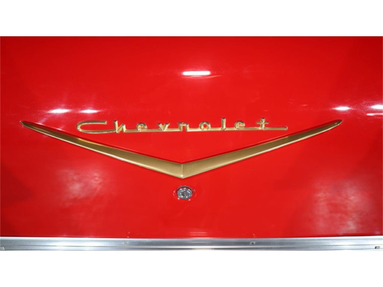 1957 Chevrolet Bel Air (CC-1414389) for sale in Jackson, Mississippi