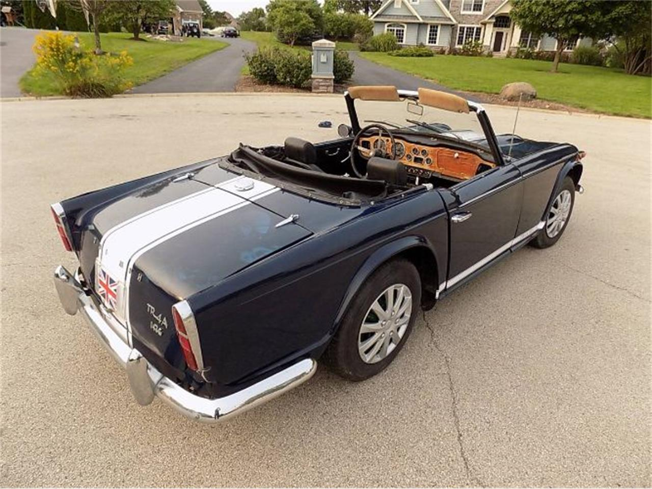 1967 Triumph TR4 (CC-1410439) for sale in Cadillac, Michigan